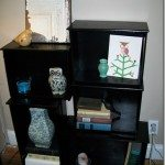 repurposed-drawer-shelves