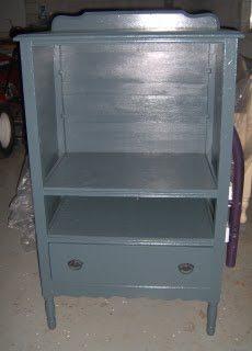 Repurposed Dresser To Tv Stand My Repurposed Life