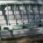 Headboard Coat Rack