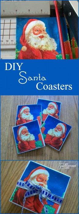 My-Repurposed-Life-DIY-Santa-Coasters