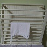 Ballard Design inspired Drying Rack