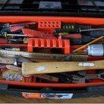 A peek inside my toolbox/I spy