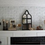 fireplace-white-makeover