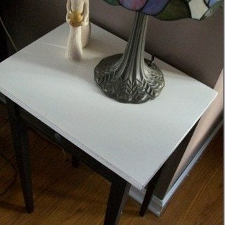 My Repurposed Life-Ikea Table Makeover