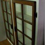 Double Window Cabinet