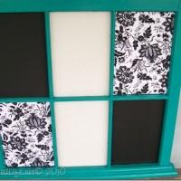 repurposed-window-memo-board