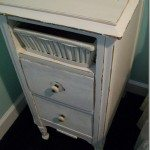 Vintage Nightstand Makeover