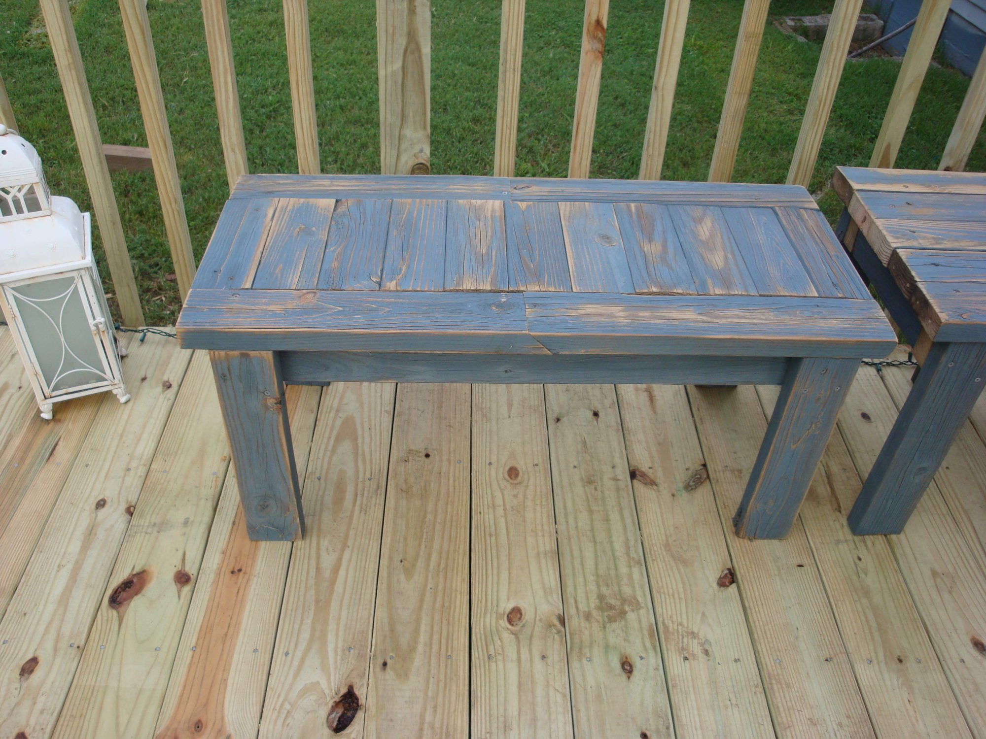Simple Bench Made From 2x4 S My Repurposed Life Rescue Re Imagine Repeat