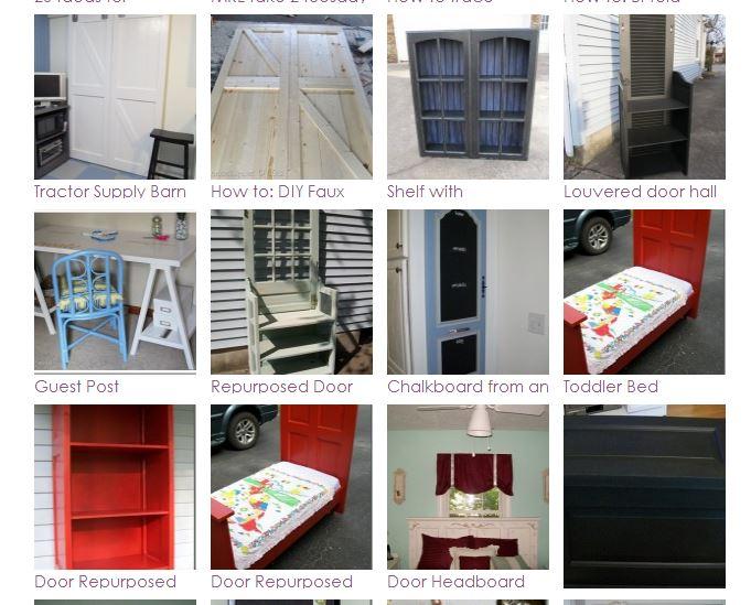door-projects