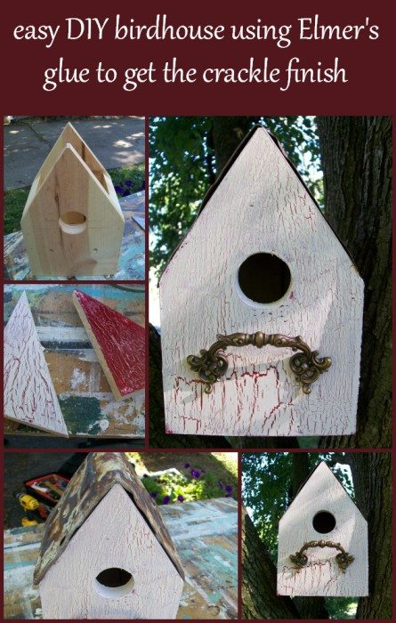 Easy Diy Birdhouse My Repurposed Life