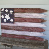 rustic-flag-reclaimed-fence