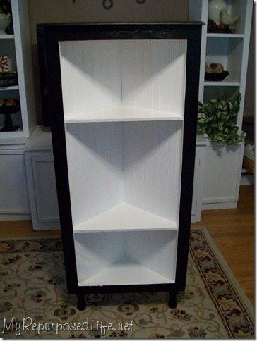 Diy Corner Cupboard My Repurposed Life