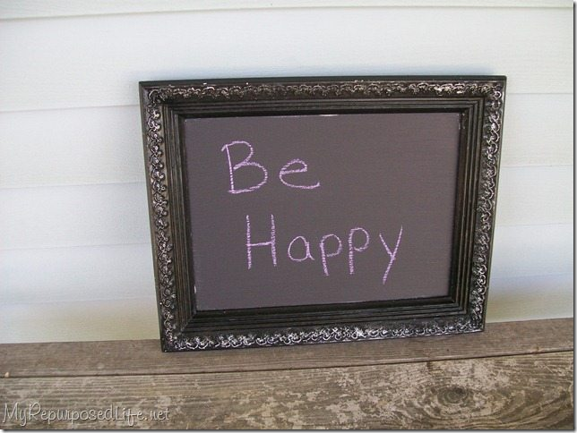 Diy Chalkboard Paint Projects My Repurposed Life