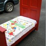 repurposed-door-toddler-bed