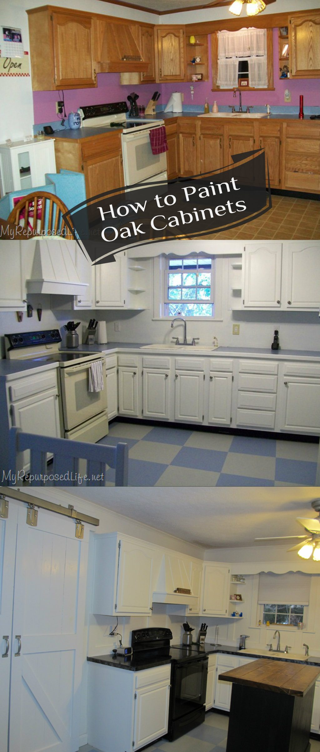 how to paint oak cabinets my repurposed life my repurposed life how to paint oak cabinets
