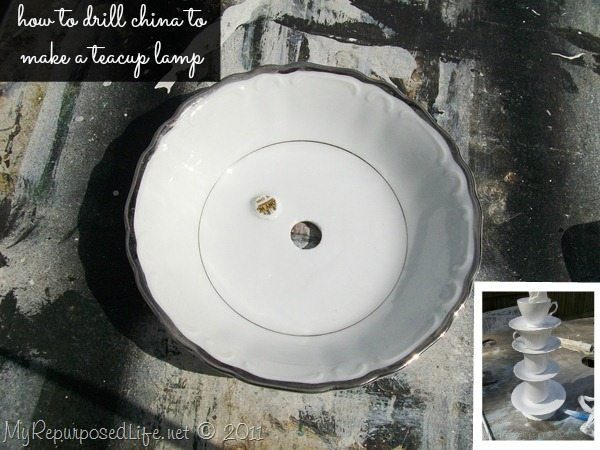 how-to-drill-china-diy-teacup-lamp