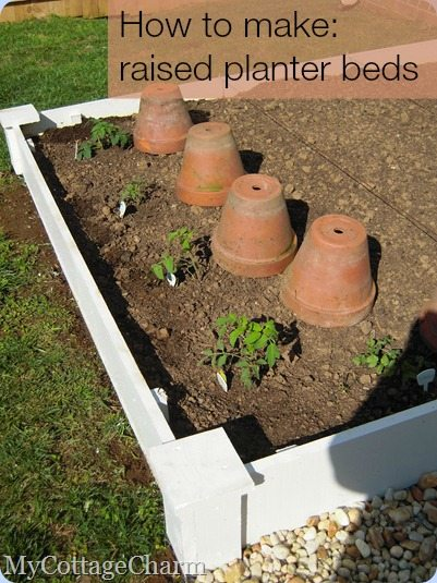 how-to-make-raised-planter-beds