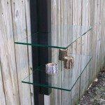 Modern Shelf (glass)
