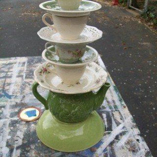 Teapot Lamps