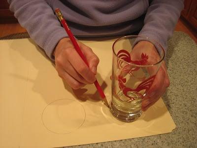 how to make diy felt rosettes