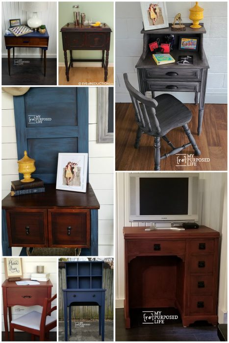 sewing cabinet project ideas