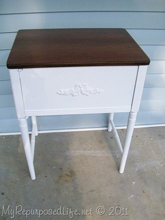 U201cHelenau201d A Repurposed Sewing Cabinet   My Repurposed Life®
