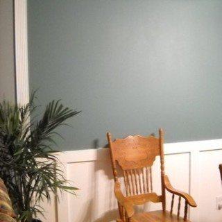 Jo's Dining Room Board and Batten