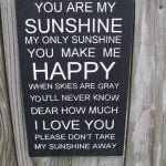you-are-my-sunshine-stenciled-sign