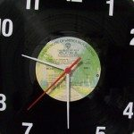 LP-Record-Clock-