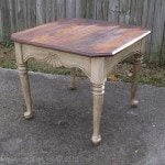 Shabby Side Table