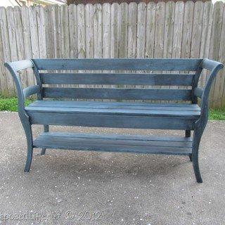 2 repurposed chairs plus 1 bench=failure