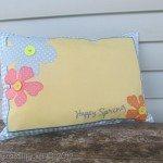 placemat pillow