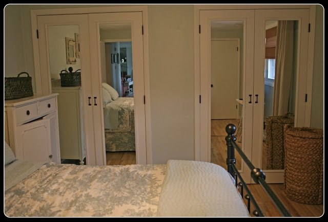 Amazing Bi Fold Closet Doors Update