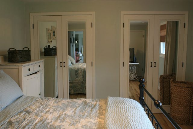 Update Your Ugly Bi Fold Closet Doors Napa Valley Salvage Co