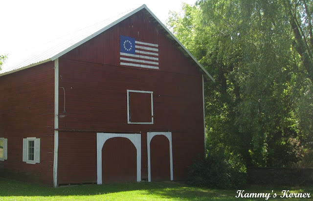 Big Red Barn gets a makeover