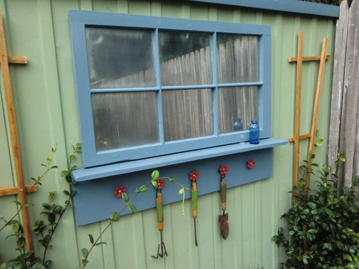 Backyard Shed Makeover My Repurposed Life
