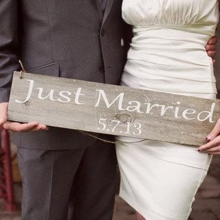 Rustic Wedding Signs on Etsy