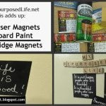 magnetic chalkboards