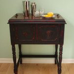 sewing cabinet bar