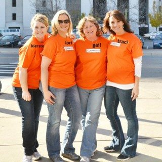 Celebration of Service 2012 {Columbus Ohio-OSU Campus}