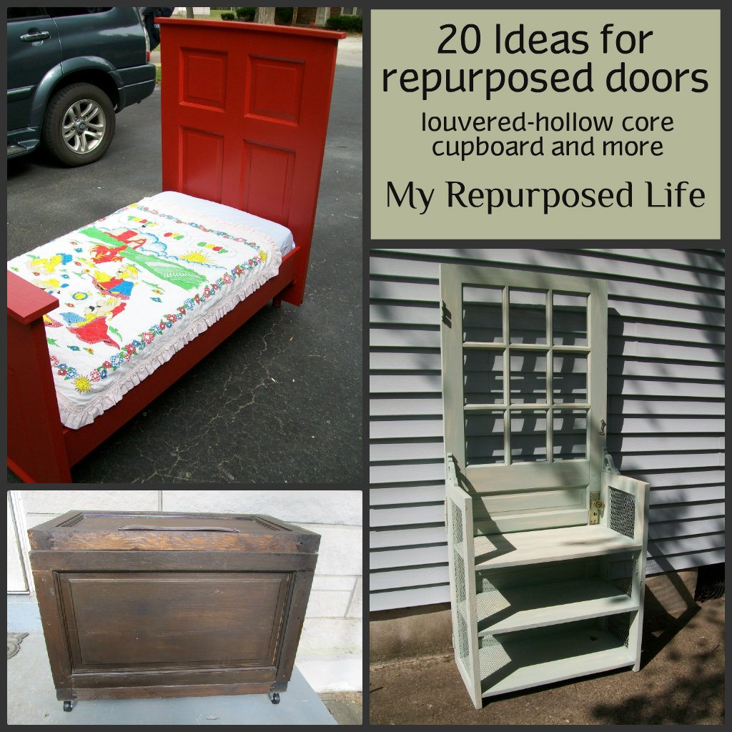 Door Project Ideas My Repurposed Life