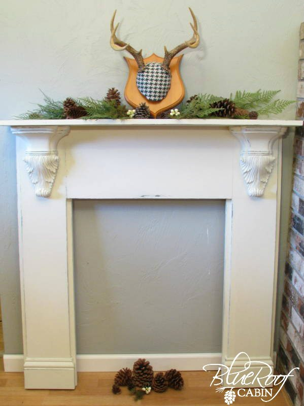 How to Faux Mantel will show you how to build a great decor piece to add charm to your space. You