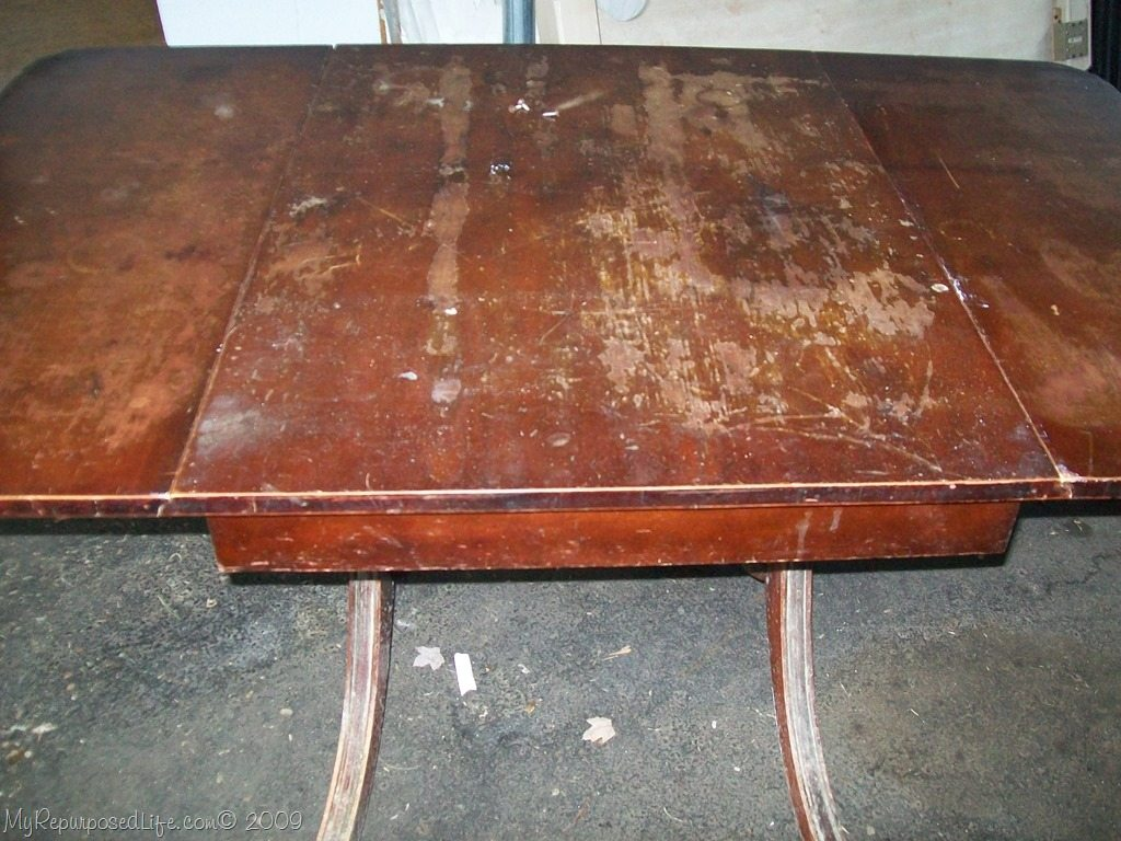 My ... - Antique Table And Chairs (furniture Refinishing) - My Repurposed Life®