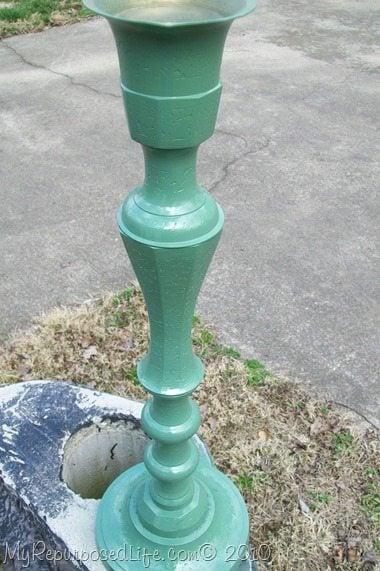moss green spray paint