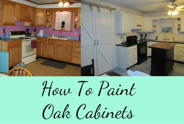 how to paint oak cabinets my repurposed 174
