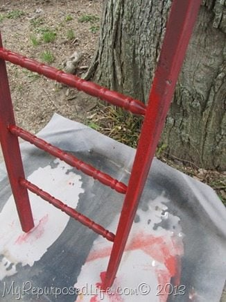 paint with MMS Milk Paint