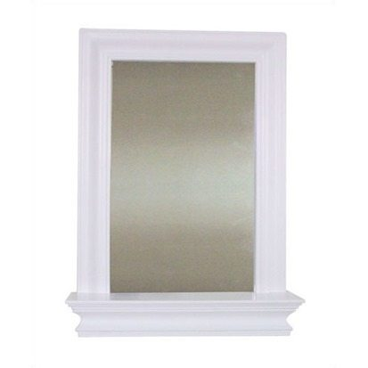 Stratford Wall Mirror with Shelf