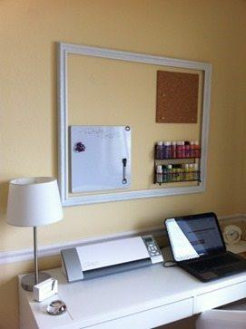 framed craft supplies