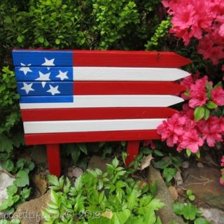 How to Make an Americana Flag