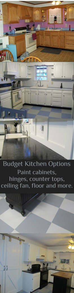 My Repurposed Life-Budge Kitchen Options